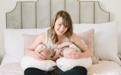 How is the Twin Z Pillow different from other twin breastfeeding pillows?