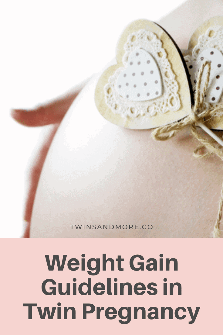 Weight Gain During Twin Pregnancy