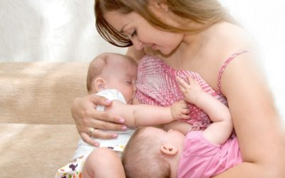 Breastfeeding Twins – Your Diet Requirements