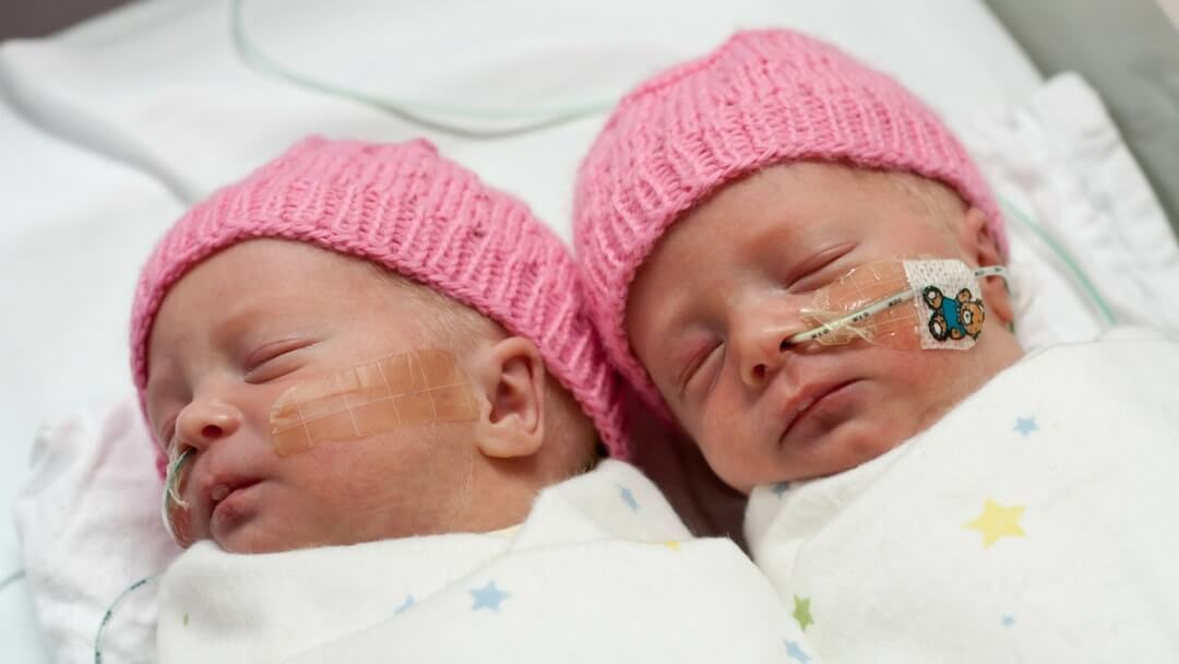 Premature Twins - Twins & More