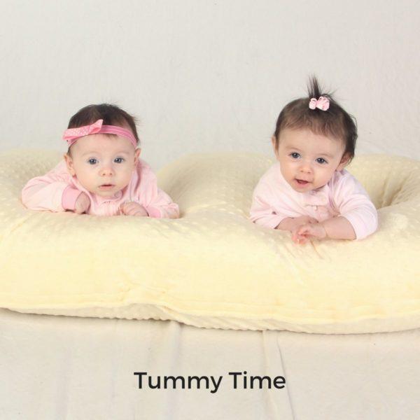 Twin Z Pillow Tummy Time
