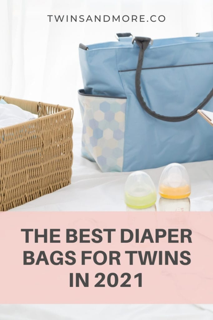 The Best Diaper Bags for Twins in 2021 - Pinterest